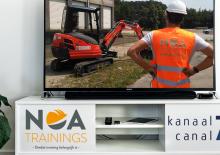 NOA Trainings op Kanaal Z