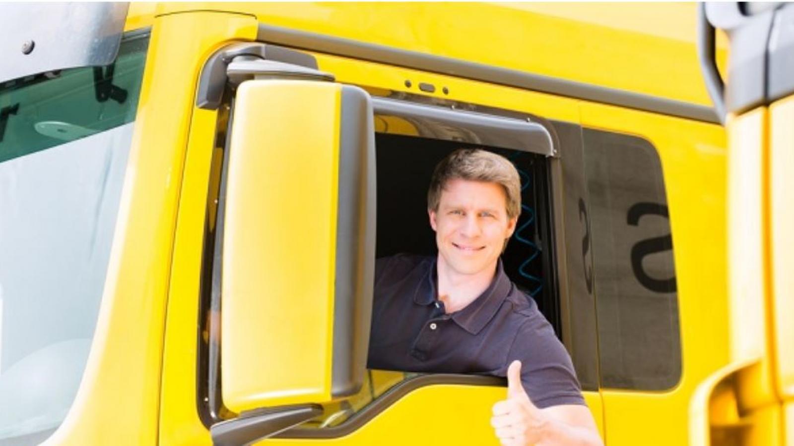 jobfierheid, engagement, zelfreflectie vrachtwagenchauffeur